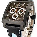 フランス腕時計【サントノーレSaintHoNore】オルセーカレ・クロノグラフ・ブラックレーシング世界100本限定モデル